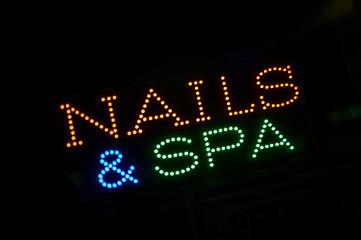 Neon Nail Spa