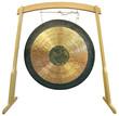 Leinwanddruck Bild - Gong