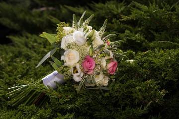 flower of the wedding