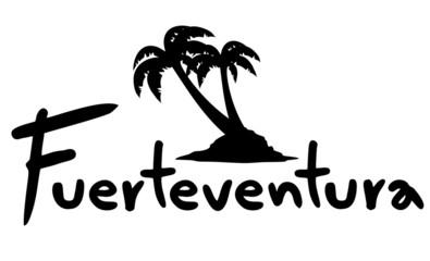 Fuerteventura palm