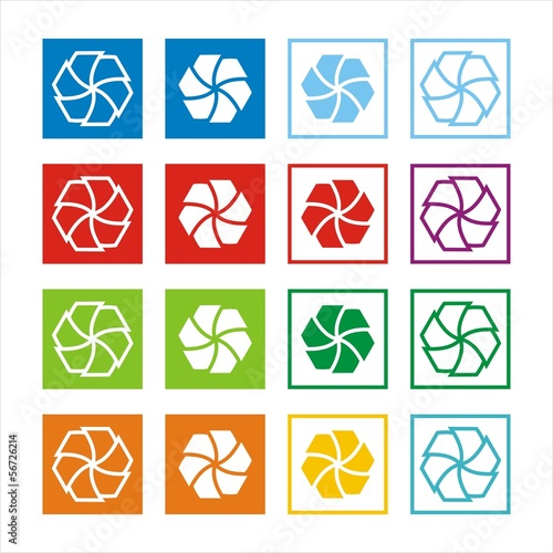 иконка цветок: