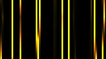 Colorful stripe light lines, abstract animated background, HD