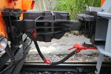 train hitching