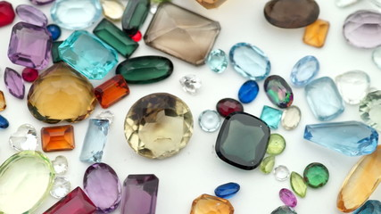 Shaking Gemstones