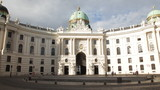 St. Michael's Gate at the Hofburg Palace, Vienna