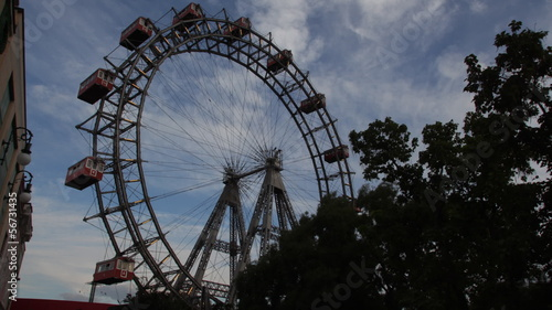 Prater giant wheel, Vienna