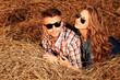 lying in haystack