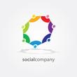 Social logo company