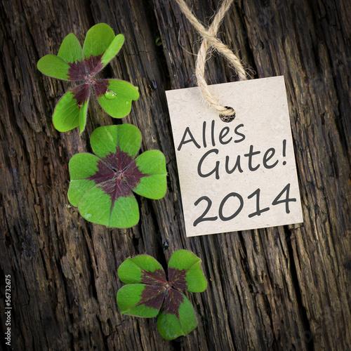 Alles Gute! 2014