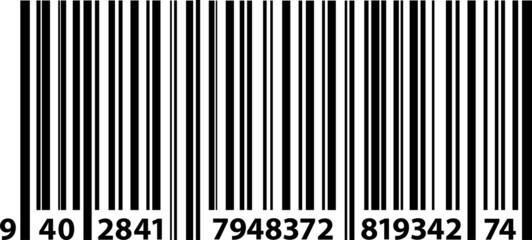 Business Product Price Tag Bar Code