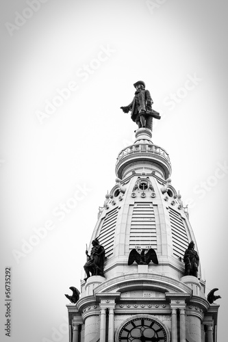 City Hall of Philadelphia