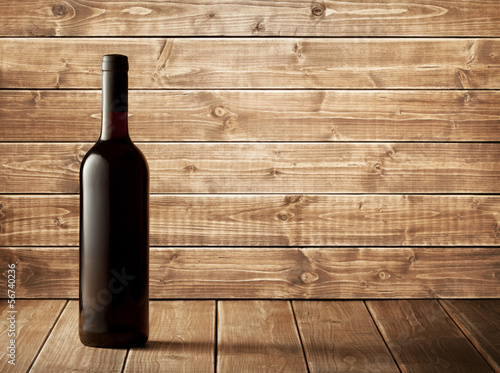 Foto op Aluminium Bar Red wine