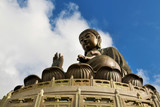 The Great Buddha of Po Lin Monastery - Hong Kong