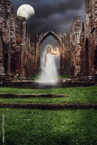 Abbey Ghost