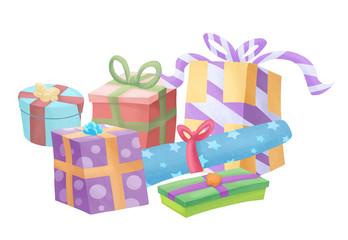 regalo envueltos