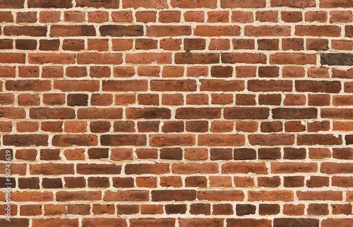 Background of vintage brick wall