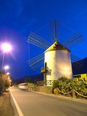 Molino de Viento auf Gran Canaria