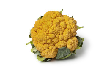 Fresh Orange cauliflower