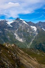 Blick von der Edelweißspitze über den Nationalpark