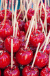 Candied toffee apples