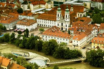 Grazer Stadtblick