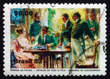 Postage stamp Brazil 1983 Independence Week, National Holiday