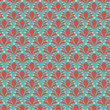 vector abstract floral pattern background