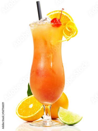 In de dag Buffet, Bar Mai Tai Cocktail