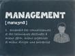 """""""MANAGEMENT"""" - Définition (équipe business ressources humaines)"""