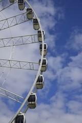 The Yorkshire Wheel, York, England.