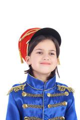 Cute little hussar