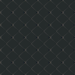 Vector abstract seamless black texture