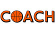 Basketball Coach Logo Design