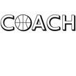 Basketball Coach Logo Design