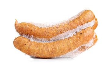 frozen sausage