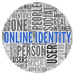 ONLINE IDENTITY | Concept Wallpaper