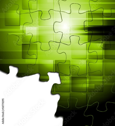 Hi-tech concept vector background