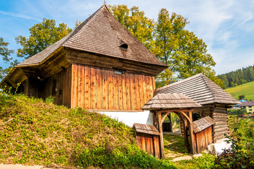 Wooden Articular Church in Lestiny