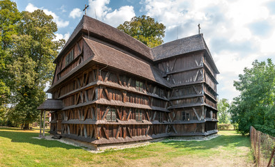 Wooden Articular Church in Hronsek