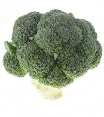 zielony brokuł