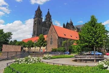 Kathedrale von Magdeburg