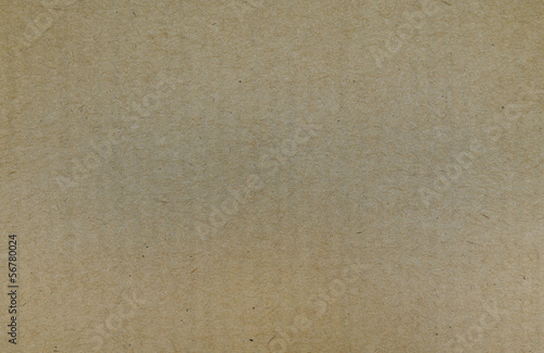 Brown paper cardboard background