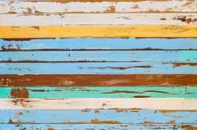Creative fond en bois abstrait