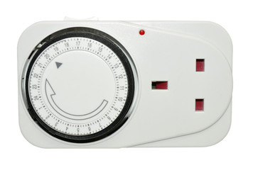 Plug In Appliance Timer Adapter