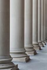 Green-Style Columns
