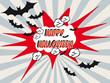 Happy halloween boom