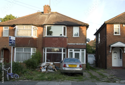London semi-detached house for sold