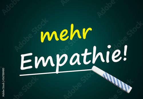 mehr Empathie! (Einfühlungsvermögen, Schule)