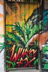 murales porta