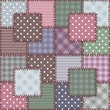 patchwork background